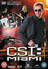 C.S.I. - Crime Scene Investigation - Miami - Series 3 - Complete (DVD, 2006, 6-Disc Set)