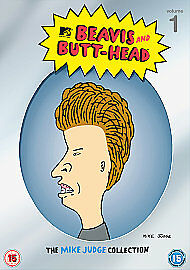 Beavis-And-Butt-head-brand-new-The-Mike-Judge-Collection-Vol-1-DVD-3-Disc-Set