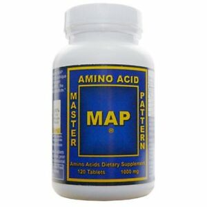 MAP-Master-Amino-Acid-Pattern-BEST-MUSCLE-BUILDER-120CT
