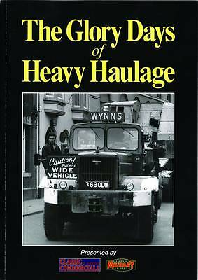 (Good)-The Glory Days of Heavy Haulage (Paperback)--1873098898
