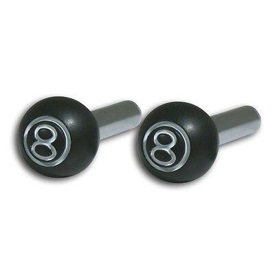 Golf Jetta MK1 MK2 MK3 8 BALL Door Pins PAIR  2 pin set