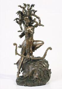 10 75 Quot Height Greek Goddess Medusa Statue Snake Hair With