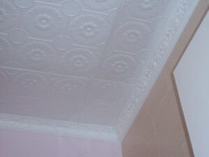 Decorative Texture Ceiling Tiles Glue Up R36w On Sale Ebay