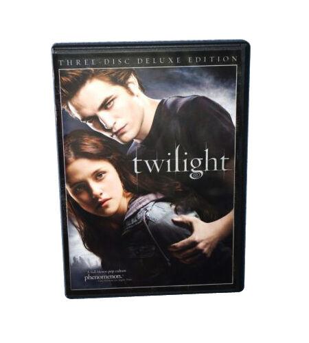 Twilight (DVD, 2009, 3-Disc Set, Deluxe Edition)