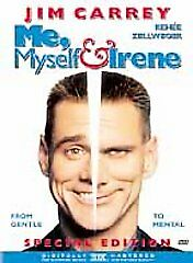 Me, Myself & Irene (DVD, 2001, Sensormatic Special Edition)