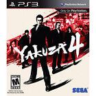 Yakuza 4 (Sony PlayStation 3, 2011)