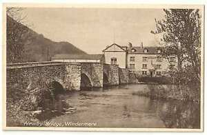 WINDEMERE-Cumbs-Newby-Bridge