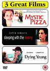 Mystic Pizza/Sleeping With The Enemy/Dying Young (DVD, 2007, 3-Disc Set, Box Set)