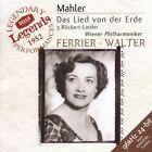 Gustav Mahler - Mahler: Das Lied von der Erde; 3 Rückert-Lieder (2000)