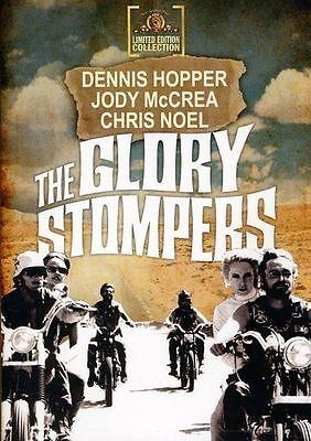 Glory Stompers DVD Region ALL, NTSC