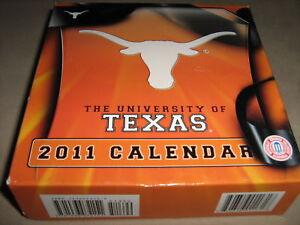 The-University-of-TEXAS-2011-DAILY-CALENDAR-Trivia-Fact