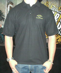 NEW-Official-Gold-amp-Silver-Pawn-Shop-POLO-Black-Shirt