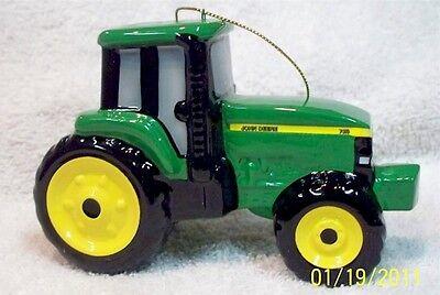 John Deere 7410  Tractor Ornament