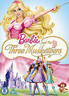 Barbie And The Three Musketeers / Barbie Sing-Along (DVD, 2009, 2-Disc Set)