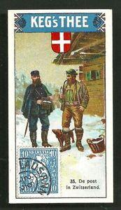 Switzerland-Schweiz-Suisse-Postman-stamp-ca-1900