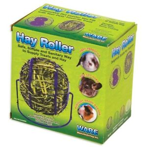 CHEW-PROOF-HAY-ROLLER-FEEDER-AND-TOY-FOR-RABBIT-GUINEA-PIG-FERRET-FEED-FOOD-RACK
