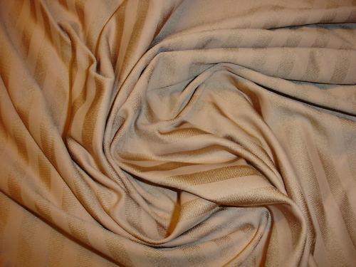 1 Laufmeter Jersey beige mit Lycra N18 nur 2,94€/m²