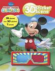 3d Sticker Scene - Mickey Mouse Club House by Parragon (Mixed media product, 2011)