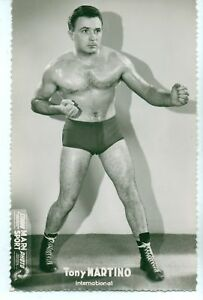 VINTAGE-APPROX-3X5-PHOTO-OF-TONY-MARTINO-BOXER