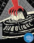 Diabolique (Blu-ray Disc, 2011, Criterion Collection)