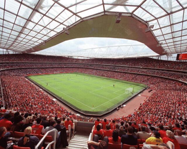 Arsenal Emirates Stadium 8x10 Color Photo