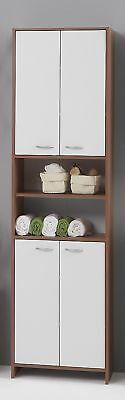 Madrid White Bathroom Units Cabinet. 5 Piece Mix&Match.