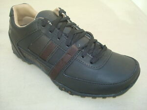MARC-ECKO-UNLTD-RHINO-SHOES-24667-VAAL-RHINE-MEN-NEW-BLACK-DRESS-CASUAL-LEATHER