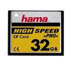 Hama 32 GB CompactFlash I Card - (90974)