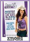 Dance Off The Inches - Country Line Dance Party! (DVD, 2011)
