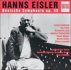 Hanns Eisler - : Deutsche Symphonie (1998)