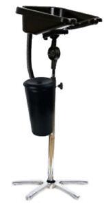 Adjustable-Portable-Shampoo-Bowl-Basin-Drain-Hose-amp-Bin