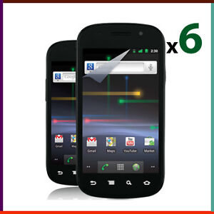 6X-HD-Clear-Screen-Protector-For-Samsung-Nexus-S-4G