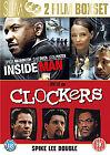 Inside Man/Clockers (DVD, 2006, 2-Disc Set)