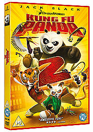 Kung Fu Panda 2 Dvd 2011 Dreamworks Ebay