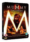 The Mummy/The Mummy Returns/The Mummy - Tomb Of The Dragon Emperor (DVD, 2009, 3-Disc Set, Box Set)