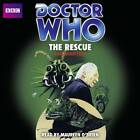 Doctor Who: The Rescue by Ian Marter (CD-Audio, 2013)