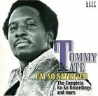 Tommy Tate - I'm So Satisfied (The Complete Ko Ko Recordings and More, 2007)
