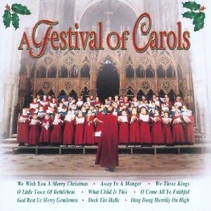 A-Festival-of-Carols-Various-Artists-CD-5028376108019-Good