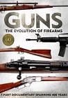 Guns - The Evolution Of Firearms (DVD, 2013, 2-Disc Set)