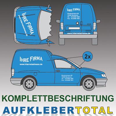 Autobeschriftung Kfz Beschriftung Fahrzeugbeschriftung