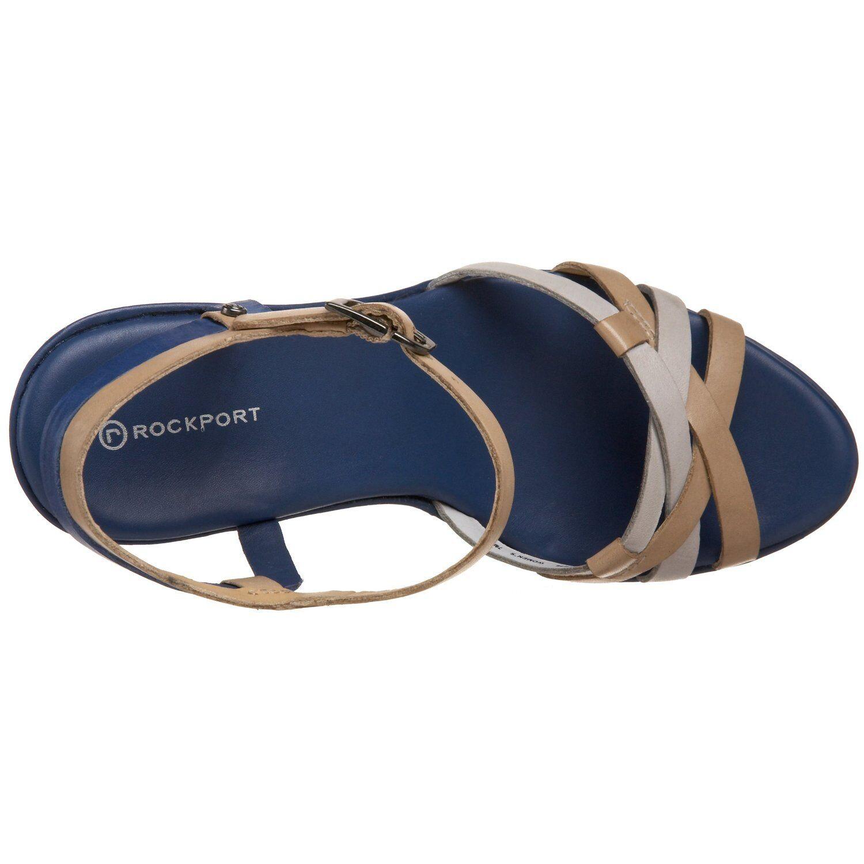 Rockport Monica Strap shoes Femme 41 Sandales Espadrilles Lanières Neuf Neuf Neuf UK7 4de466