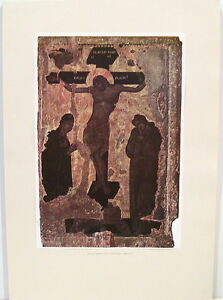 Religion-ICONS-Portfolio-of-12-Tipped-on-Color-Plates-1965-Jugoslavia