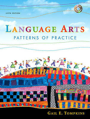 Language Arts: Patterns of Practice (6th Edition) by Tompkins, Gail E.