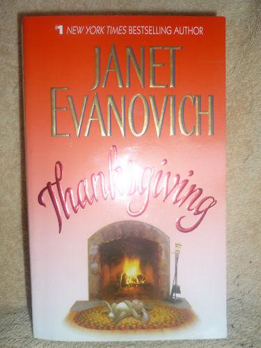 THANKSGIVING JANET EVANOVICH P/B