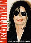 Michael Jackson - DVD Collector's Box (DVD, 2011, 2-Disc Set)