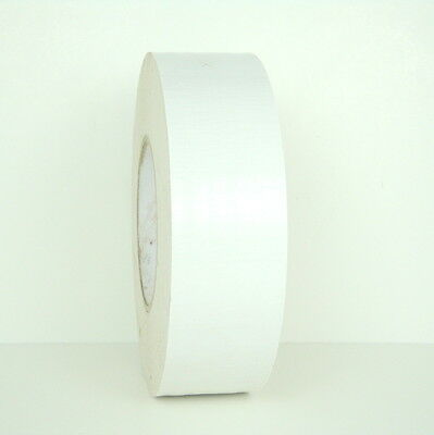 "1 Roll - WHITE 2"" x 60yds INDUSTRIAL GRADE Duct Tape"