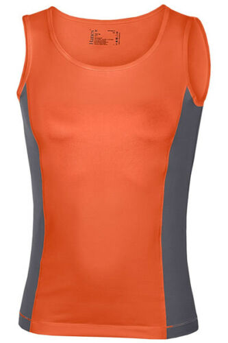 Hanes 7820 Ladies Plain Breathable Polyester Sports Tank Top Vest Singlet