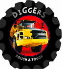 Diggers & Dumpers by Fiona Boon (Board book, 2012)