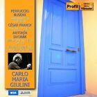 Busoni: Sarabande & Cortège; Franck: Psyché et Eros (2007)