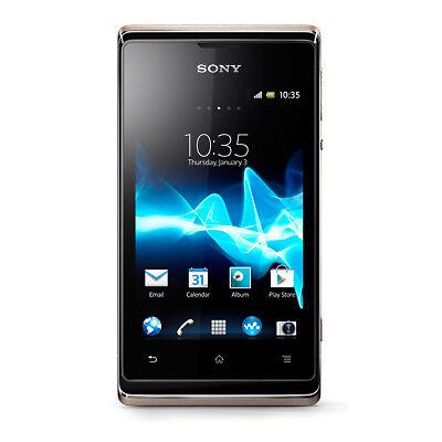 Sony  Xperia E dual - 4 GB - Gold - Smartphone